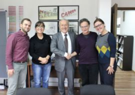 Agreement to support state-of-the-art concept of a Makerspace in Gjakova