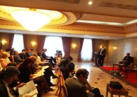 "MTI and EYE Project presented the Report on ""Start-up businesses and business support services for start-ups in Kosovo"""