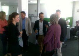 Brigitte Hagmann visit to Kosovo
