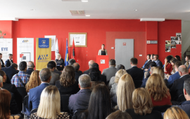 New Career Center Established in the Municipality of Malisheva.