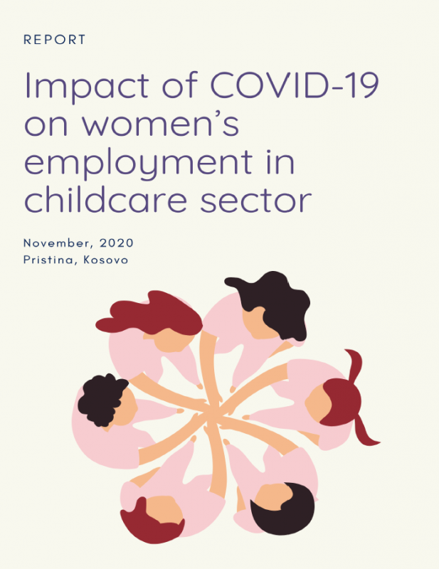 Impact of COVID 19 on Womens Employment in Childcare Sector