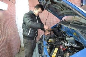 Auto mechanic training  4