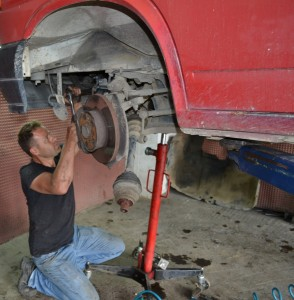 Auto mechanic training 1