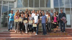 Certification Award Ceremony-LG for Chicken Farm and Flower cultivation
