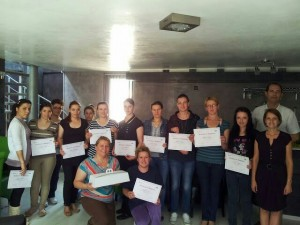 Certification Award Ceremony-LG for Confectionery