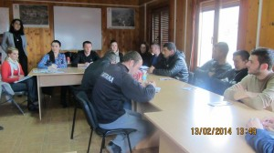 RMA Workshop in Novoberdo